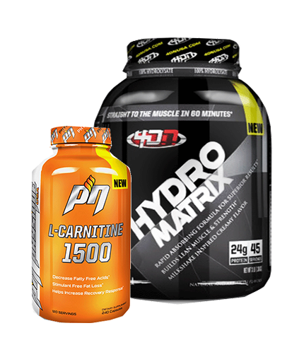 PROMO STACK Physique Stack 40
