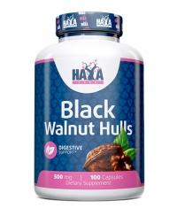HAYA LABS Black Walnut julls 500mg 100ct