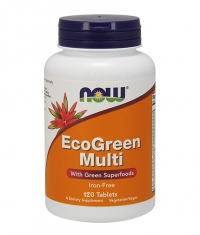 NOW Eco-Green Multi 120 Tabs.