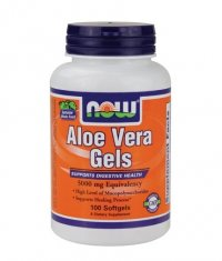 NOW Aloe Vera 5000 mg. / 100 Softgels