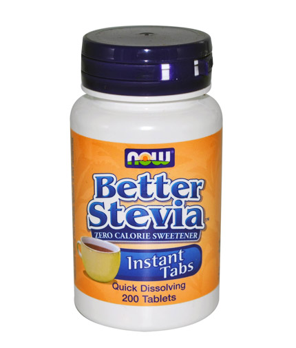 now BetterStevia ™ Instant Tabs 200 Tabs.
