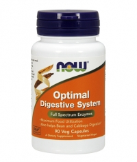 NOW Optimal Digestive System 90 VCaps.