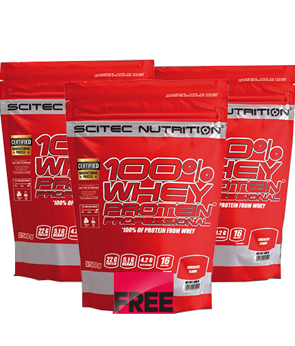 PROMO STACK Protein Pack