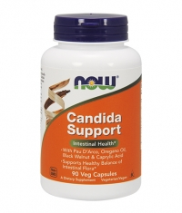 NOW Candida Support ™ 90 Vcaps.