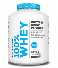 PROTEIN.BUZZ 100% Isolate**