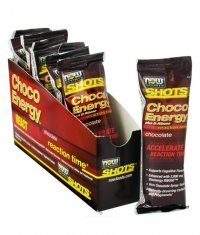 NOW Choco Energy + D-Ribose / 15 ml. Single Dose