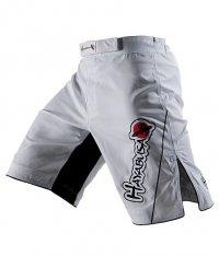 HAYABUSA FIGHTWEAR Kyoudo Fight Shorts /White/