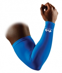 MCDAVID Performance Compression Arm Sleeve /Blue/