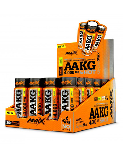 amix AAKG Shot Box / 20x60 ml