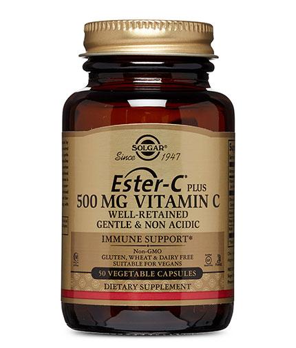 solgar Ester-C 500mg / 50 Vcaps