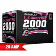 BIOTECH USA L-Carnitine 2000 mg. / 20 Amp.