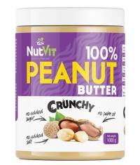 OSTROVIT PHARMA 100% Peanut Butter Crunchy