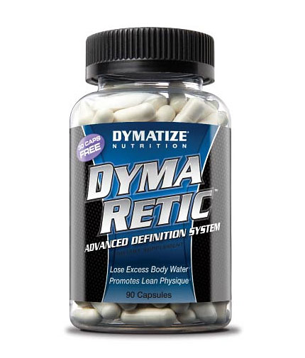 dymatize Dyma-Retic Advanced Definition System 90 Caps.