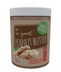 FA NUTRITION So Good! Peanut Butter Crunchy