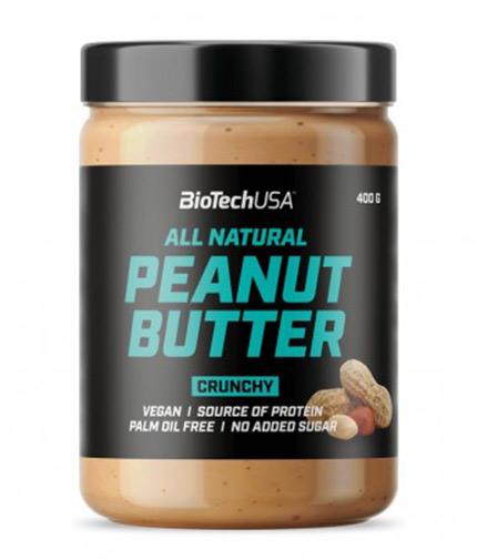 biotech-usa Peanut Butter Crunchy