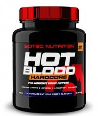 SCITEC Hot Blood Hardcore