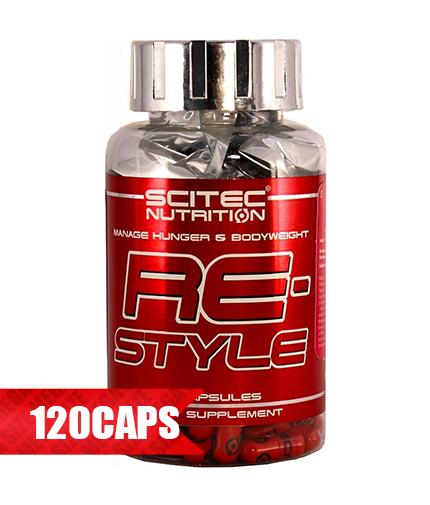scitec Re-Style 120 Caps.