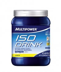 MULTIPOWER Iso Drink 735g.