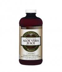 GNC Natural Brand Aloe Vera Juice 946ml.