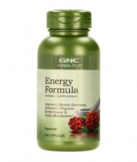 GNC Energy Formula 100 Vcaps.