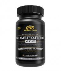 PVL D-Aspartic Acid 100g.