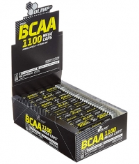 OLIMP BCAA Mega Caps 1100mg. / 900 Caps.