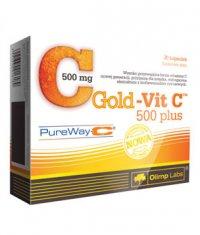 OLIMP GOLD-VIT C Plus 500mg. / 30 Caps.
