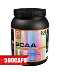 REFLEX BCAA 500 Caps.