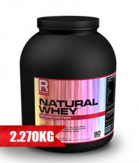 REFLEX Natural Whey 2.27kg