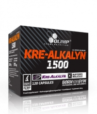 OLIMP Kre-Alkalyn 1500mg. / 120 Caps.