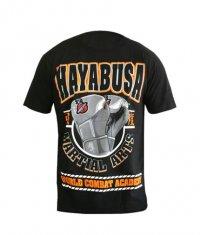 HAYABUSA FIGHTWEAR Academy T-shirt /black/
