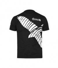 HAYABUSA FIGHTWEAR Winged strike T-shirt  /black/