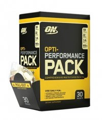 OPTIMUM NUTRITION Opti-Performance Pack 30 Packs.