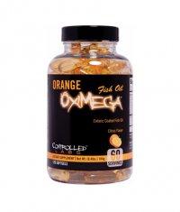 CONTROLLED LABS OxiMega Fish Oil 120 Caps.