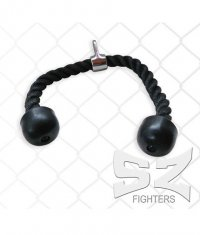 SZ FIGHTERS Tricep Rope - Double