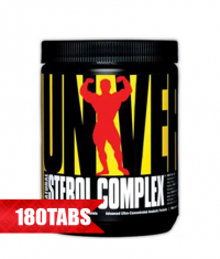 UNIVERSAL Natural Sterol Complex 180 Tabs.