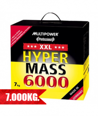MULTIPOWER Hyper Mass 6000 / 47 Serv.