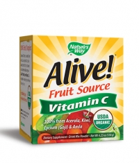 NATURES WAY Alive Vitamin C 500mg.