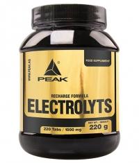 PEAK Electrolyts 220 Tabs.