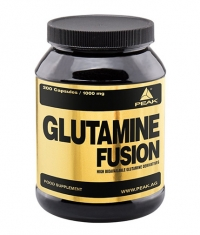 PEAK Glutamin Fusion 200 Caps.