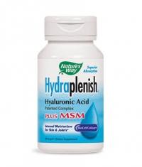 NATURES WAY Hydraplenish MSM 60 Caps.