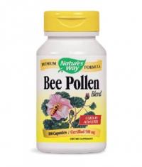 NATURES WAY Bee Pollen Blend 100 Caps.