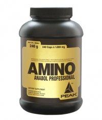 PEAK Amino Anabol Professional 240 Caps.