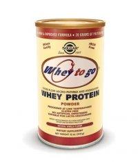 SOLGAR Whey To Go Protein Powder Vanilla