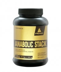 PEAK Anabolic Stack 120 Caps.