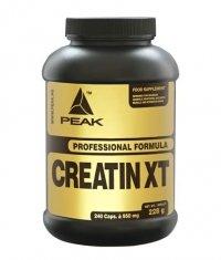 PEAK Creatin XT (Hi Tec Creatine) 240 Caps.