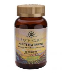 SOLGAR Earth Source Multi-Nutrient 60 Tabs.
