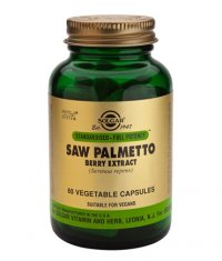 SOLGAR Saw Palmetto Berry Extract S.F.P. 60 Caps.