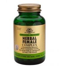 SOLGAR Herbal Female Complex S.F.P. 50 Caps.