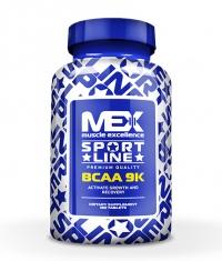 MEX BCAA 9k / 180 Tabs.